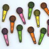microphone cookies