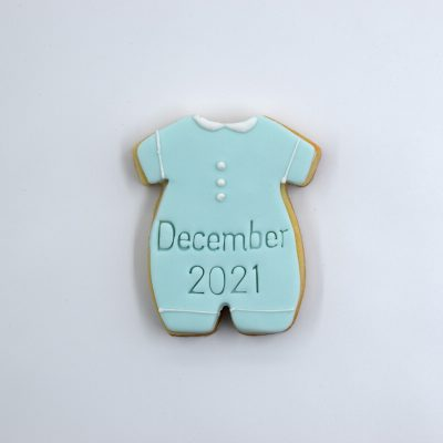 pregnancy announcement cookie5